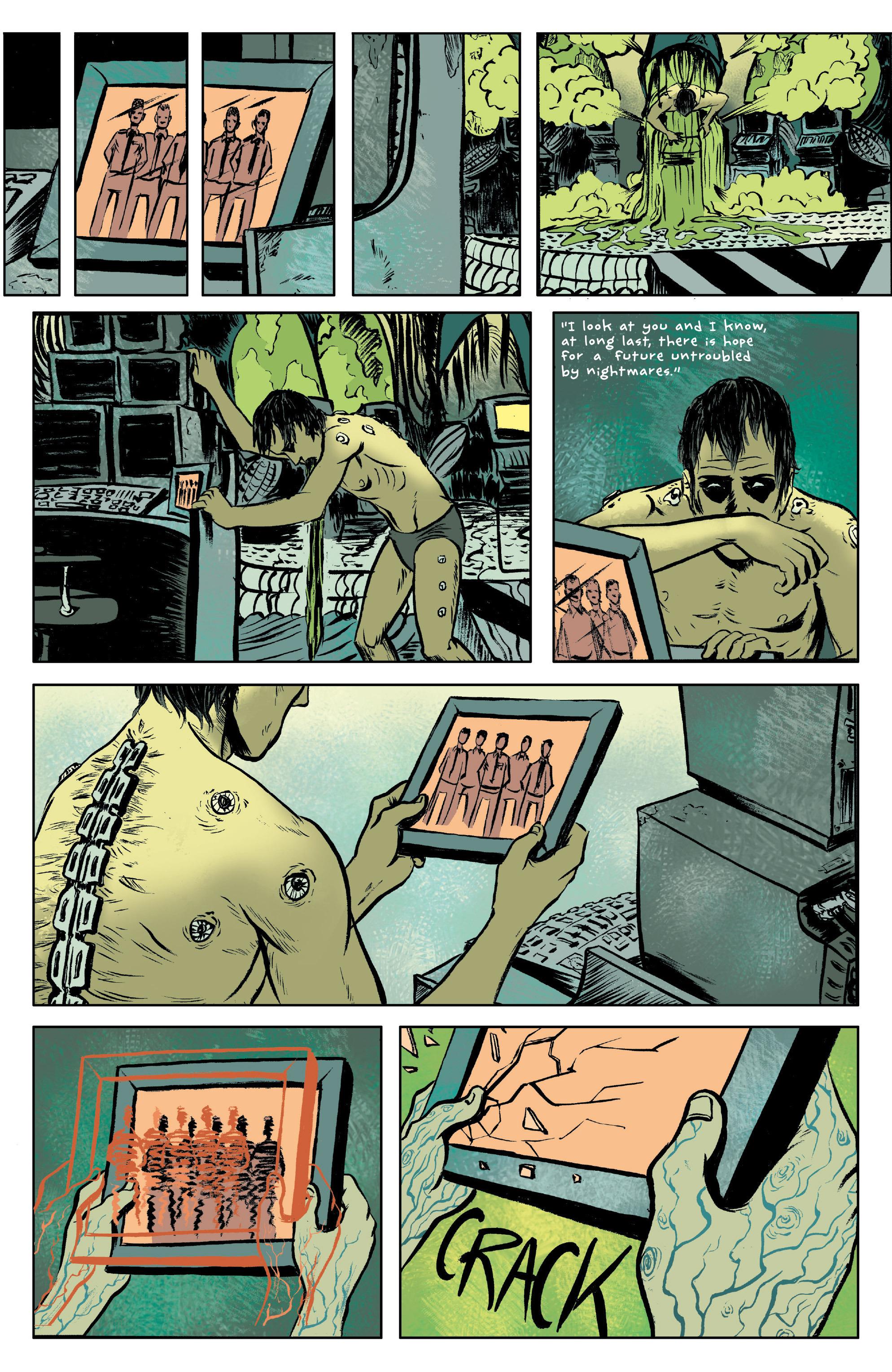 Read online UFOlogy comic -  Issue #2 - 5