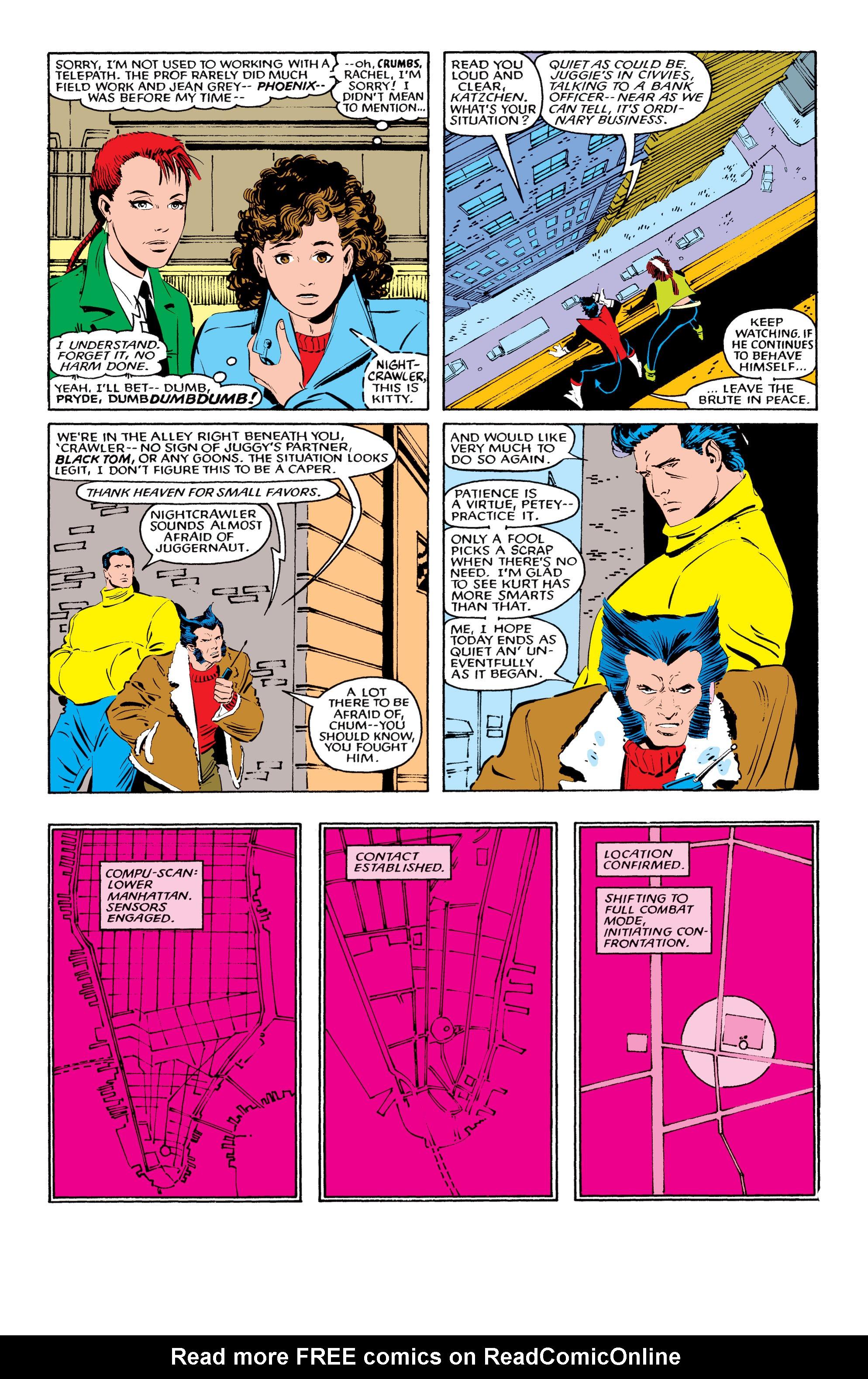 Read online Uncanny X-Men (1963) comic -  Issue #194 - 11