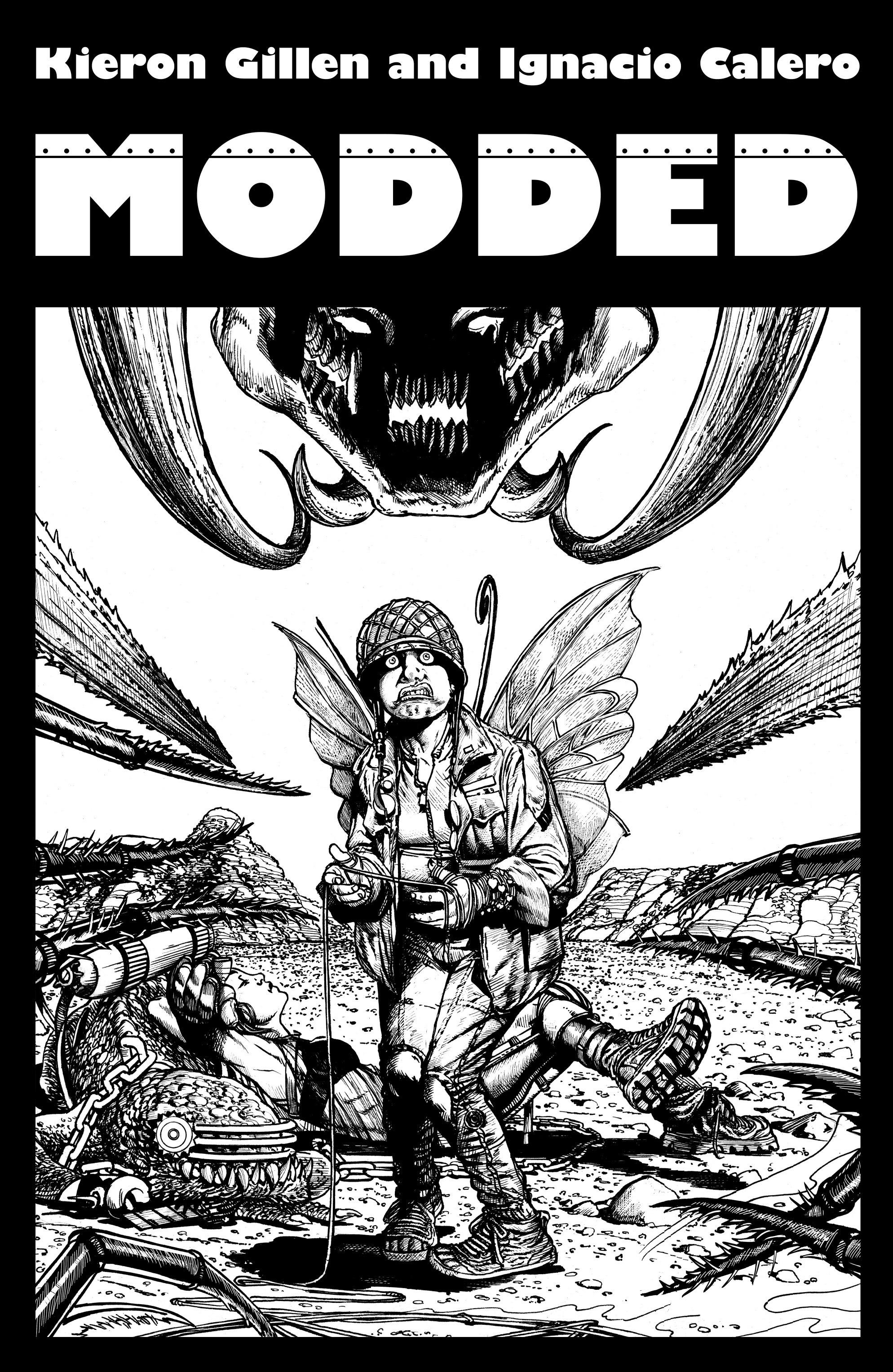 Read online Alan Moore's Cinema Purgatorio comic -  Issue #2 - 23