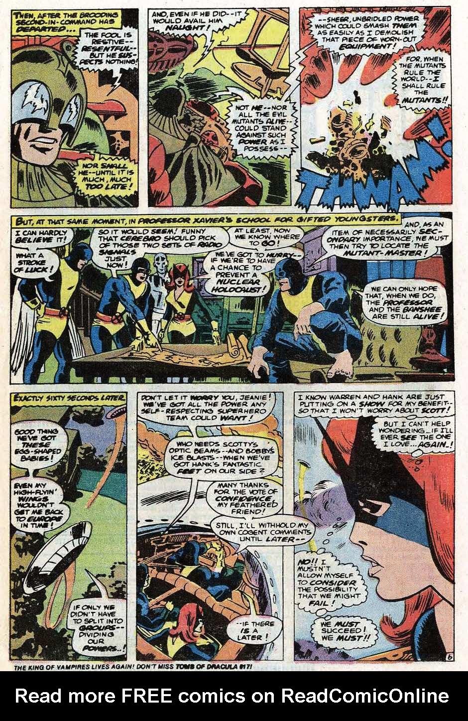 Uncanny X-Men (1963) 86 Page 11