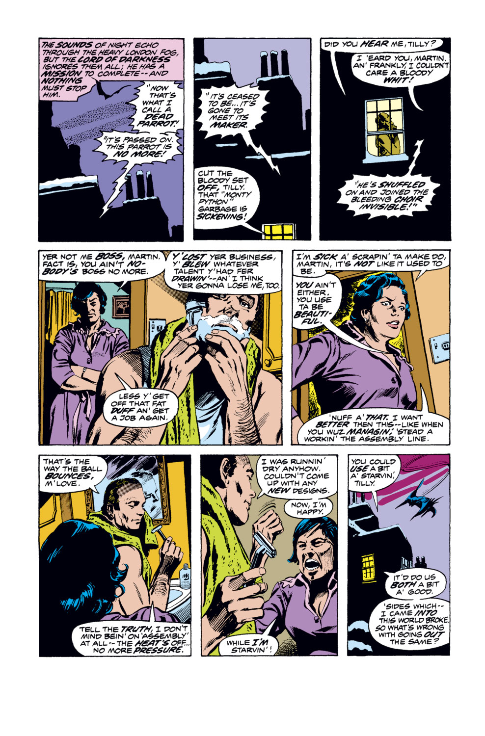 Tomb of Dracula (1972) issue 35 - Page 9