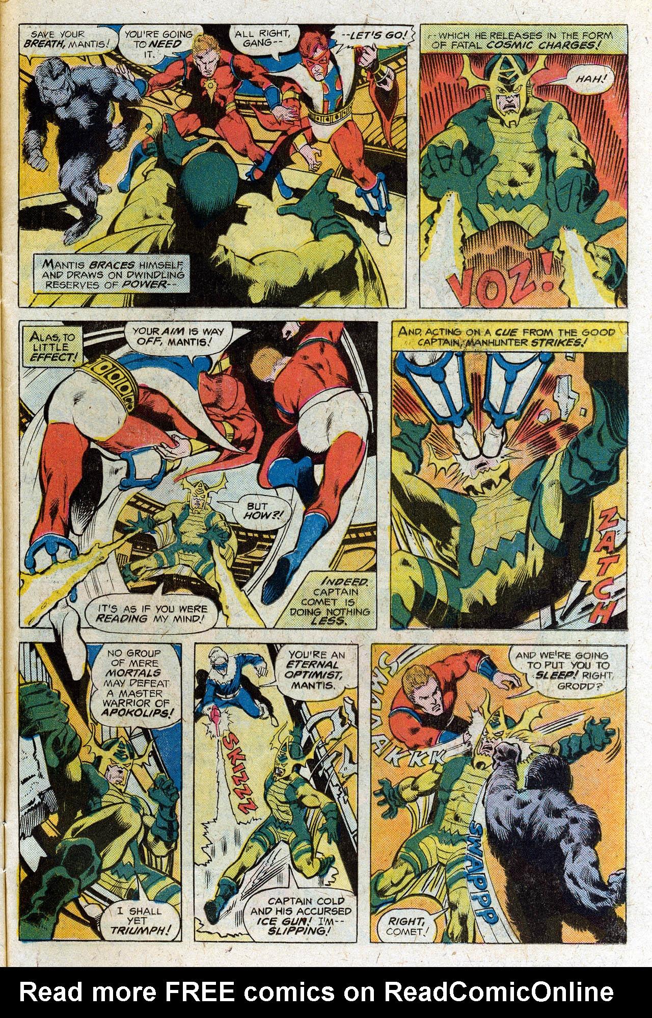 Read online Secret Society of Super-Villains comic -  Issue #3 - 30