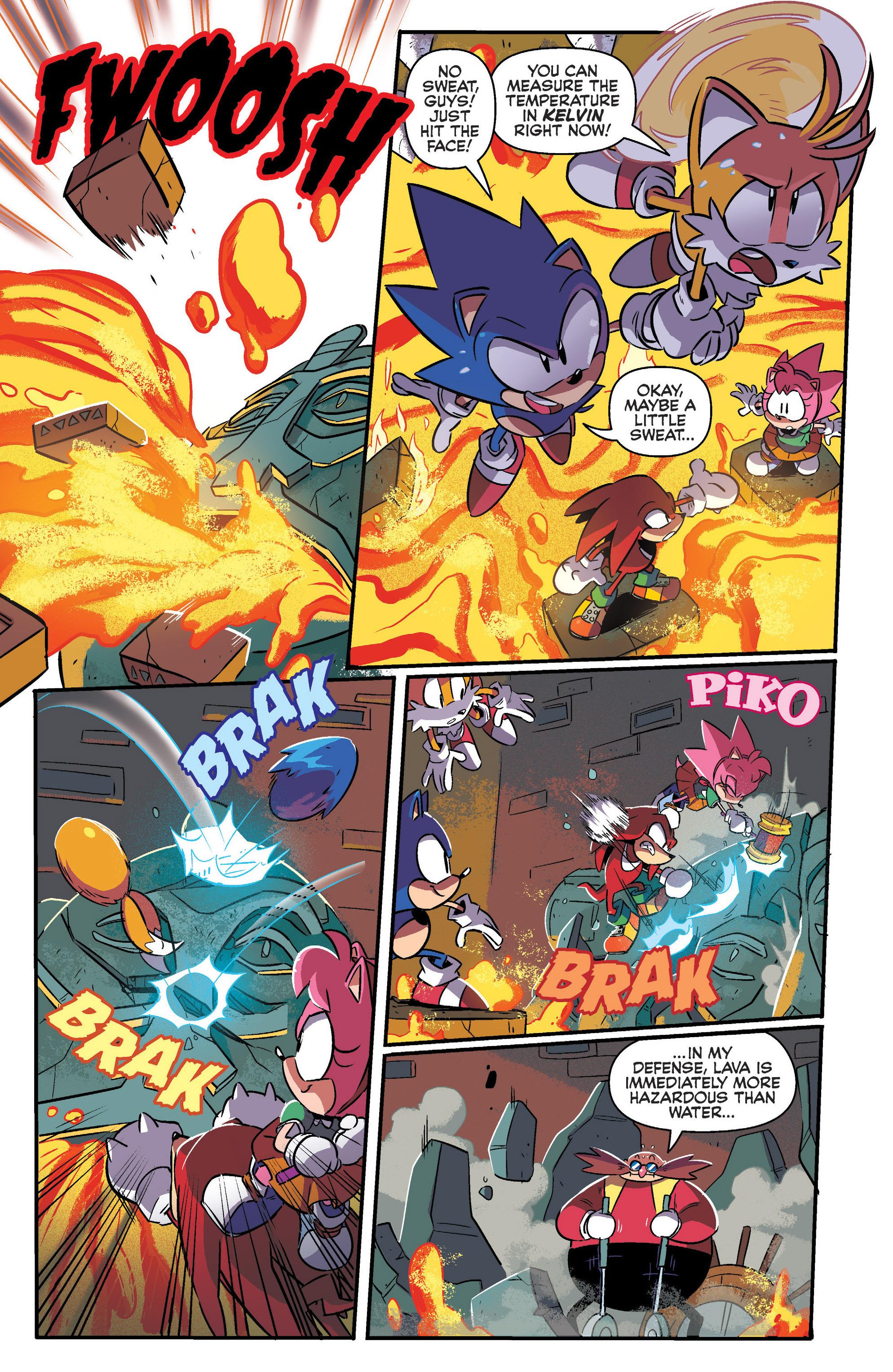 Read online Sonic Mega Drive: Next Level comic -  Issue # Full - 19