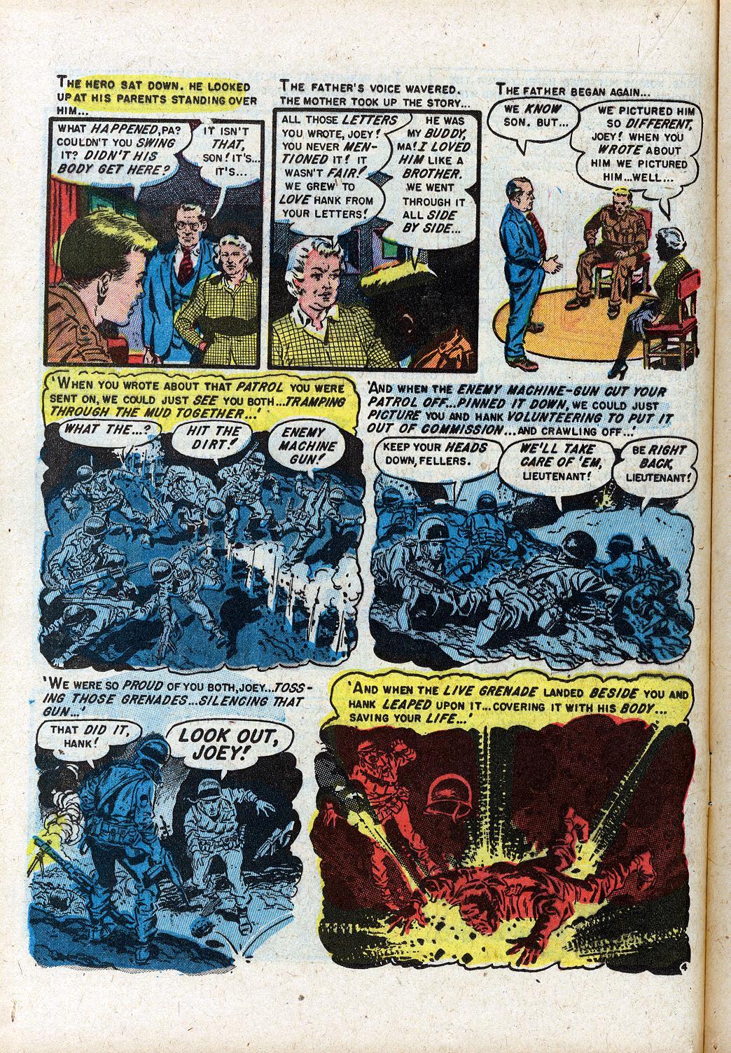 Read online Shock SuspenStories comic -  Issue #11 - 14