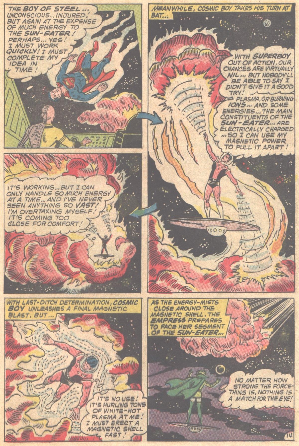 Read online Adventure Comics (1938) comic -  Issue #353 - 21