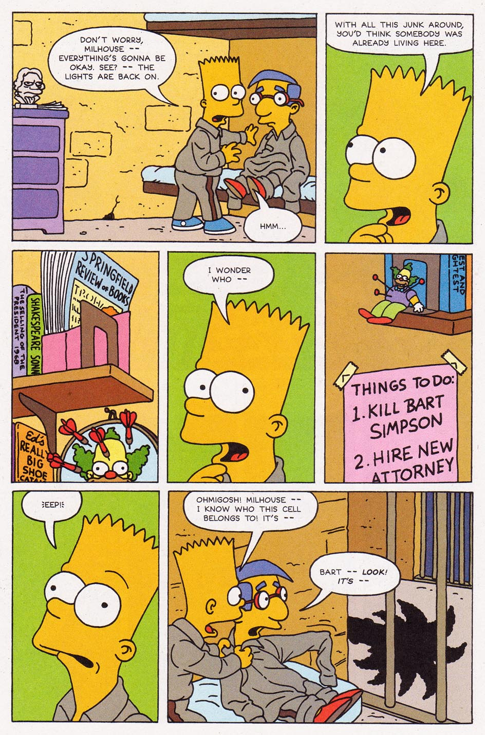 Read online Simpsons Comics comic -  Issue #2 - 11