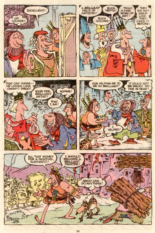 Read online Sergio Aragonés Groo the Wanderer comic -  Issue #64 - 8