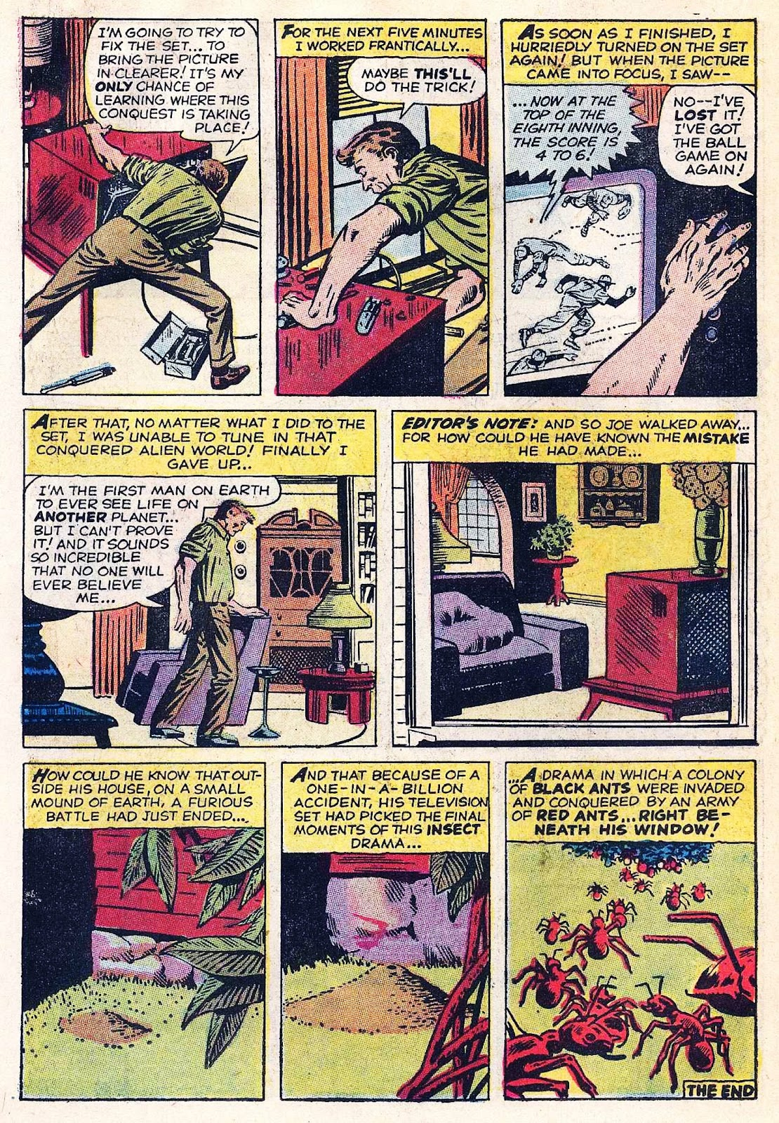 Where Monsters Dwell (1970) issue 9 - Page 19