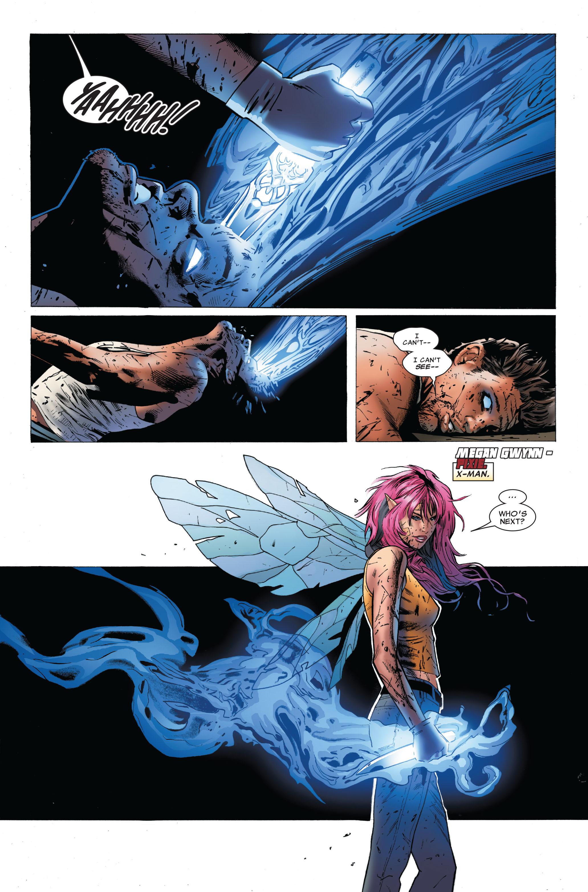 Read online Uncanny X-Men (1963) comic -  Issue #503 - 20