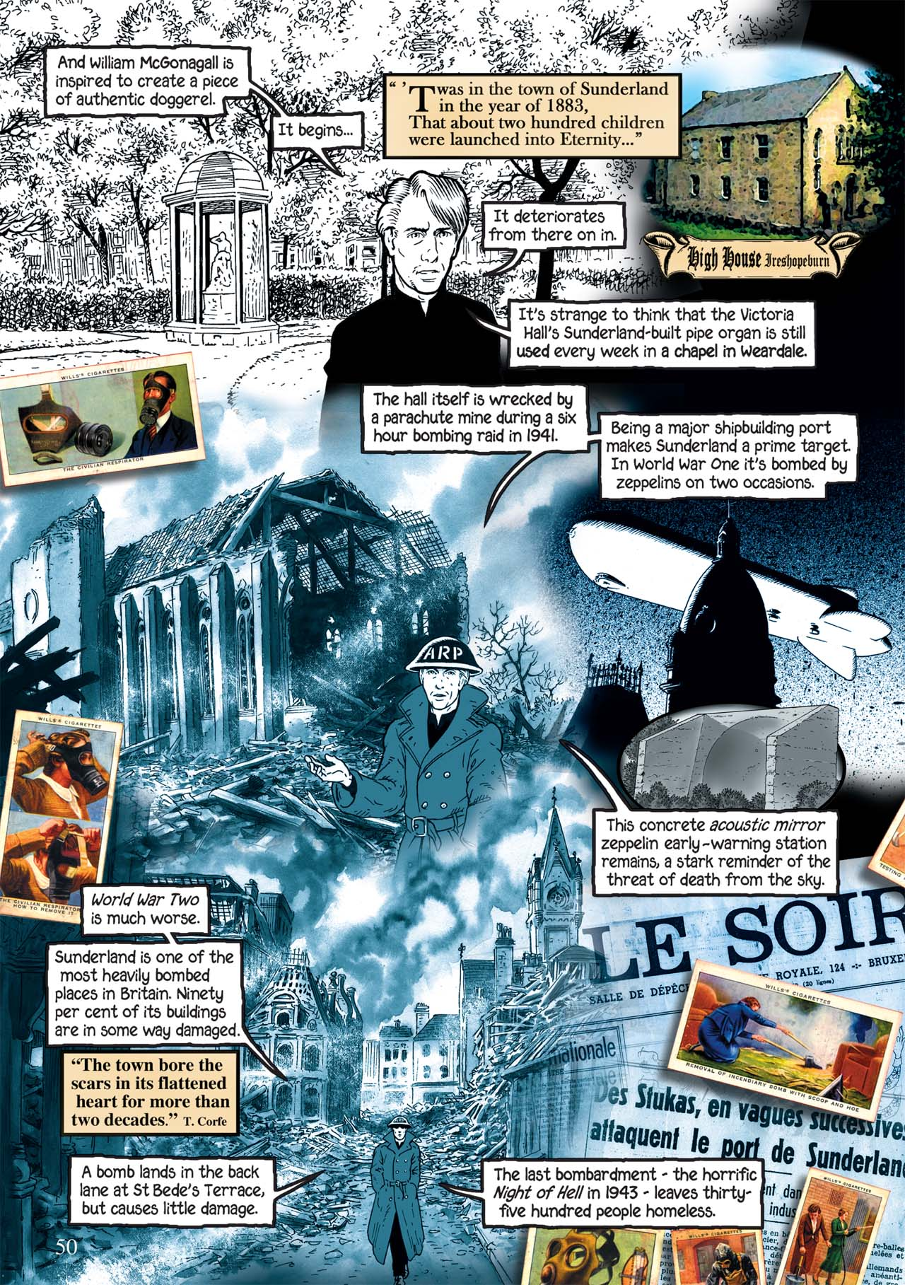 Read online Alice in Sunderland comic -  Issue # Full - 54
