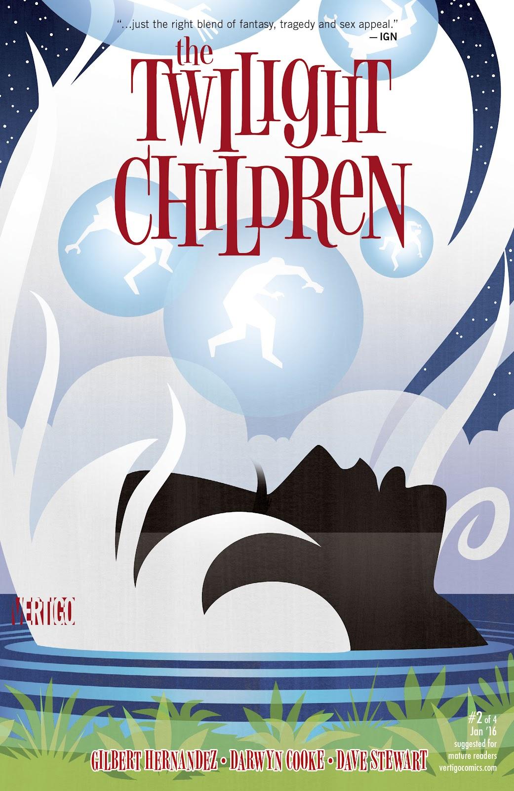Read online The Twilight Children comic -  Issue #2 - 1