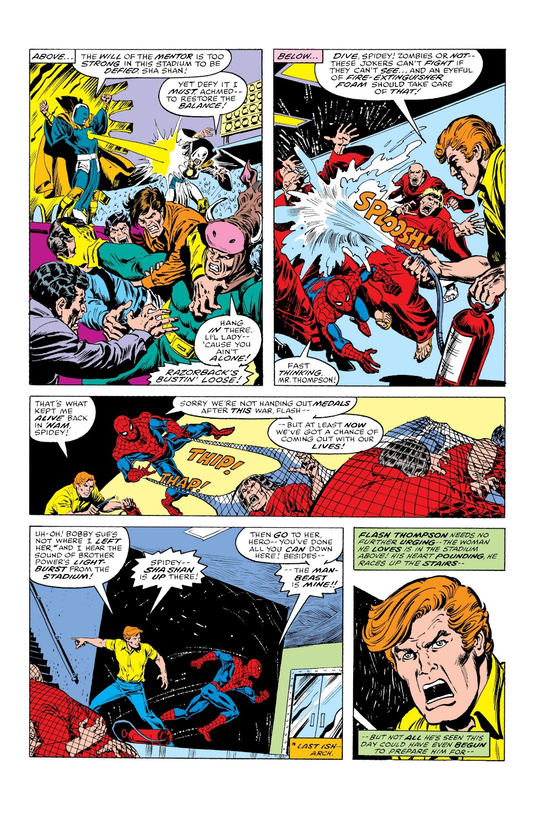 Read online Marvel Masterworks: The Spectacular Spider-Man comic -  Issue # TPB (Part 3) - 59