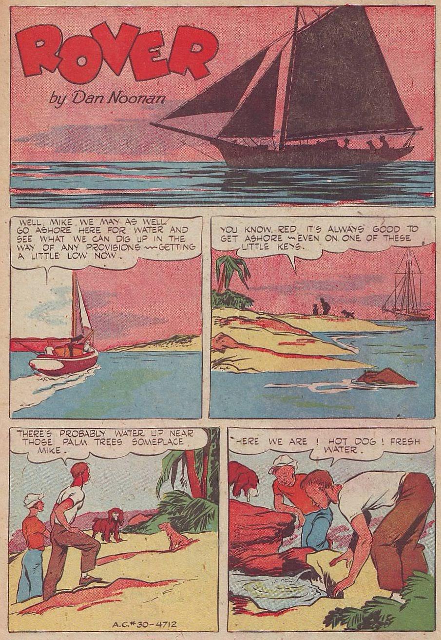 Read online Animal Comics comic -  Issue #30 - 3