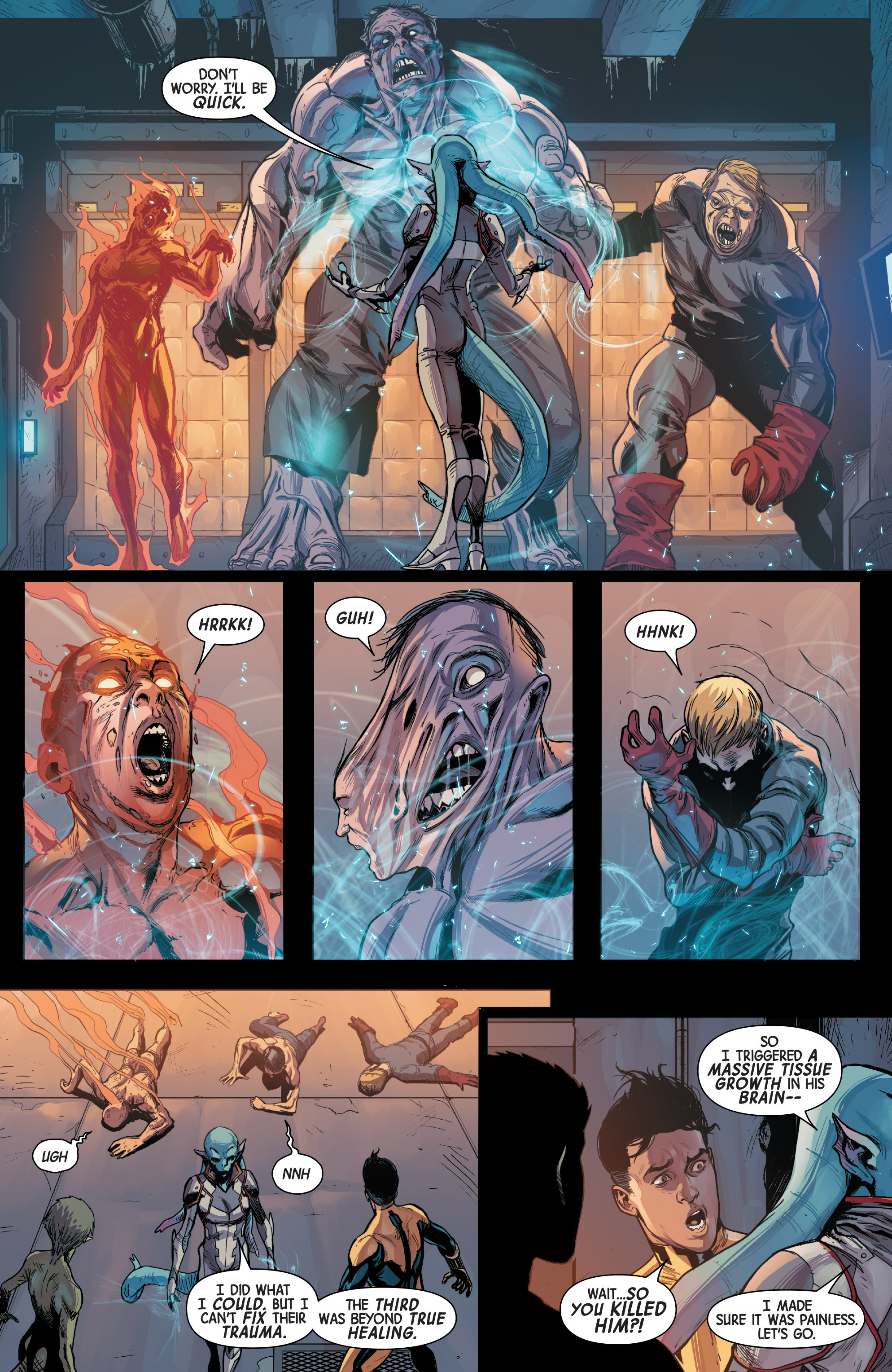 Read online All-New Inhumans comic -  Issue #3 - 14