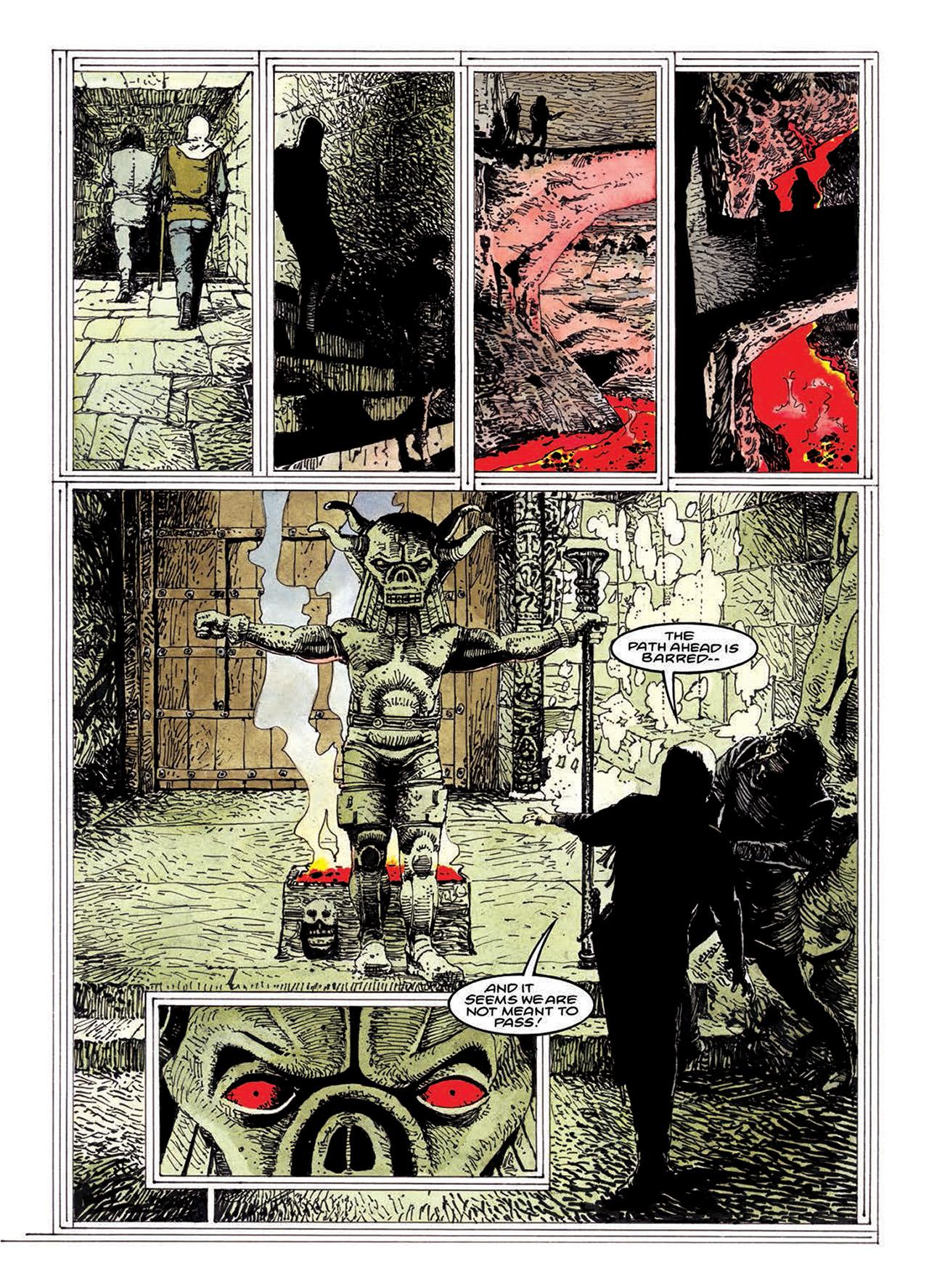 Read online Mazeworld comic -  Issue # TPB - 158