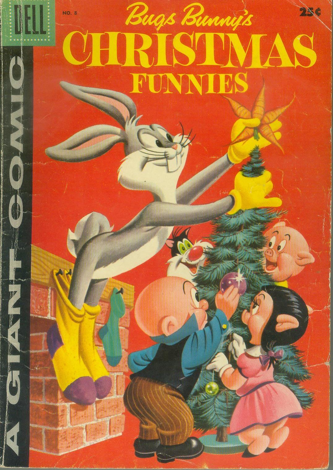 Bugs Bunnys Christmas Funnies TPB_8 Page 1