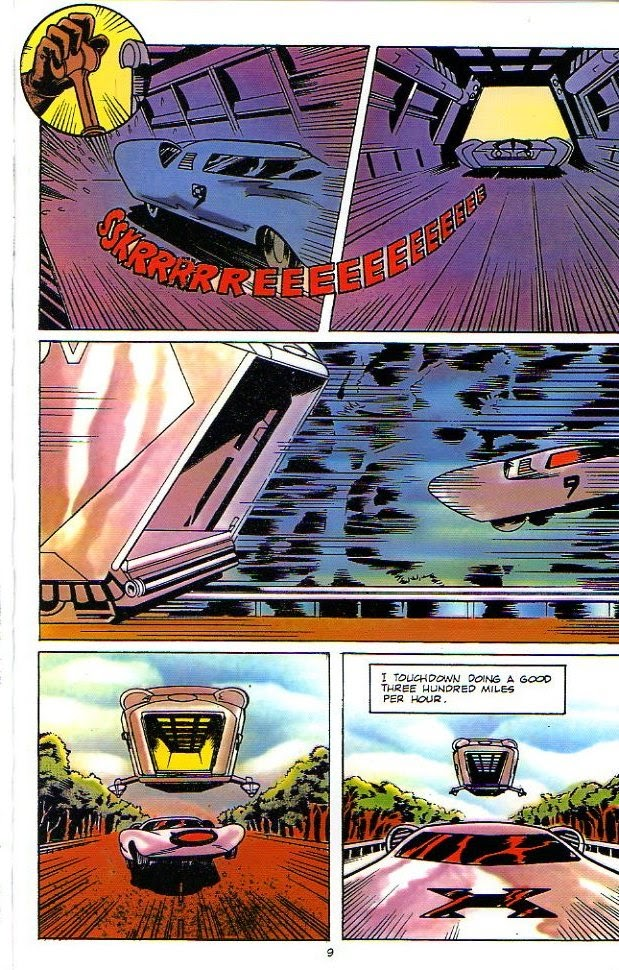 Racer X (1988) issue 1 - Page 3