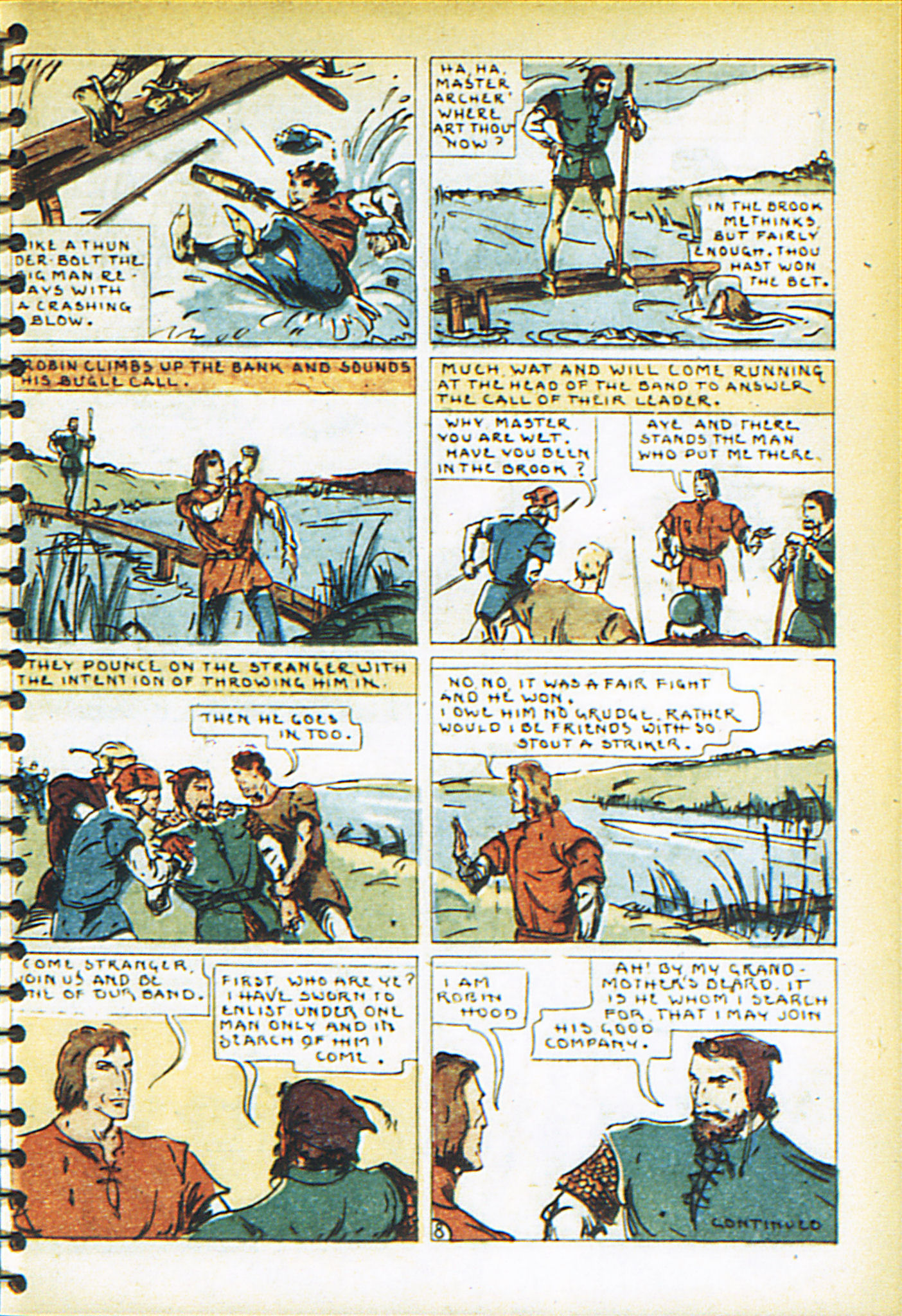 Read online Adventure Comics (1938) comic -  Issue #26 - 58