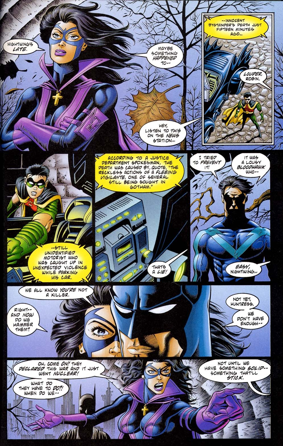 Batman: Outlaws issue 2 - Page 48