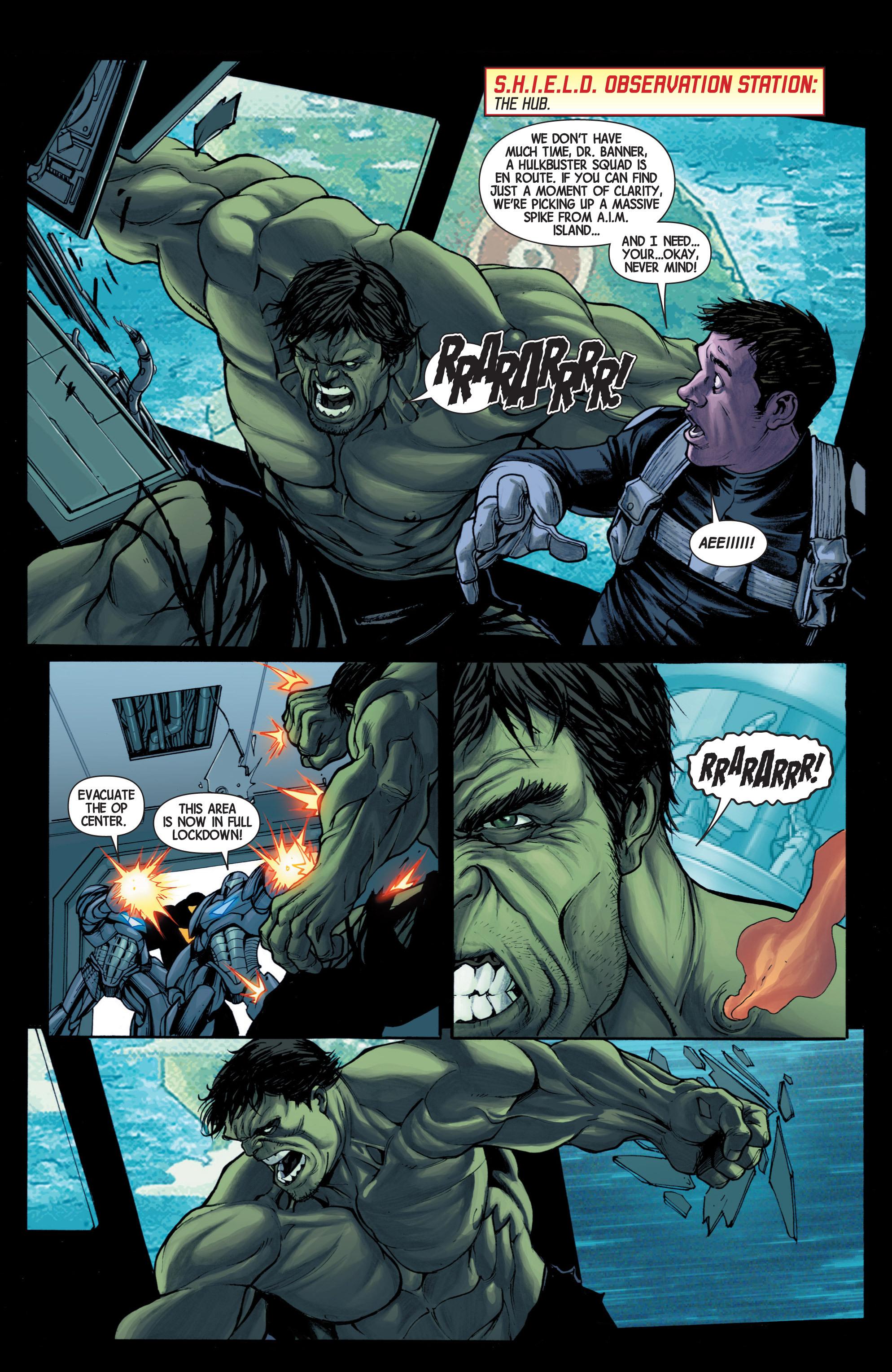 Read online Avengers (2013) comic -  Issue #Avengers (2013) _TPB 3 - 121