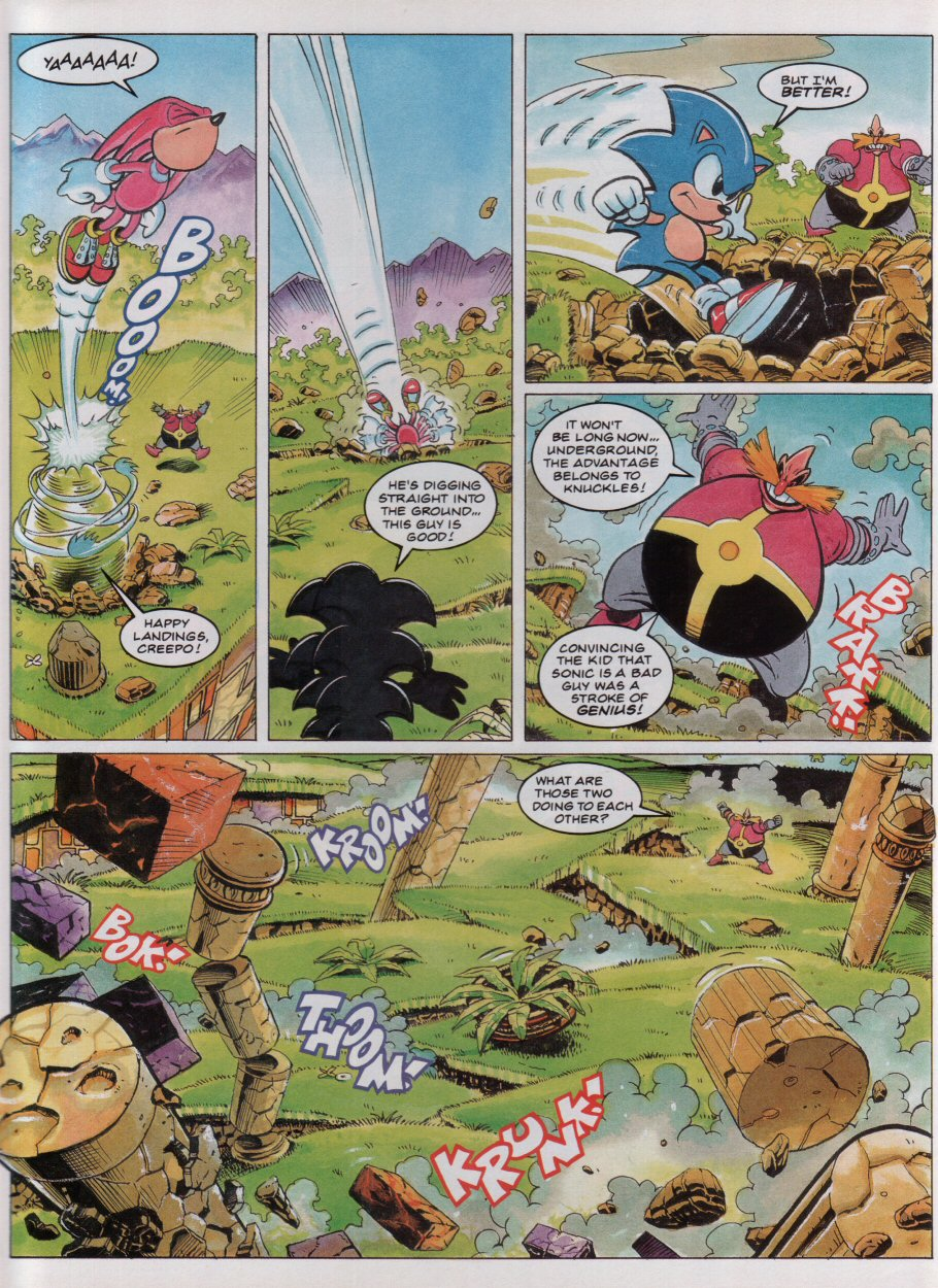 Read online Sonic the Comic comic -  Issue #34 - 6