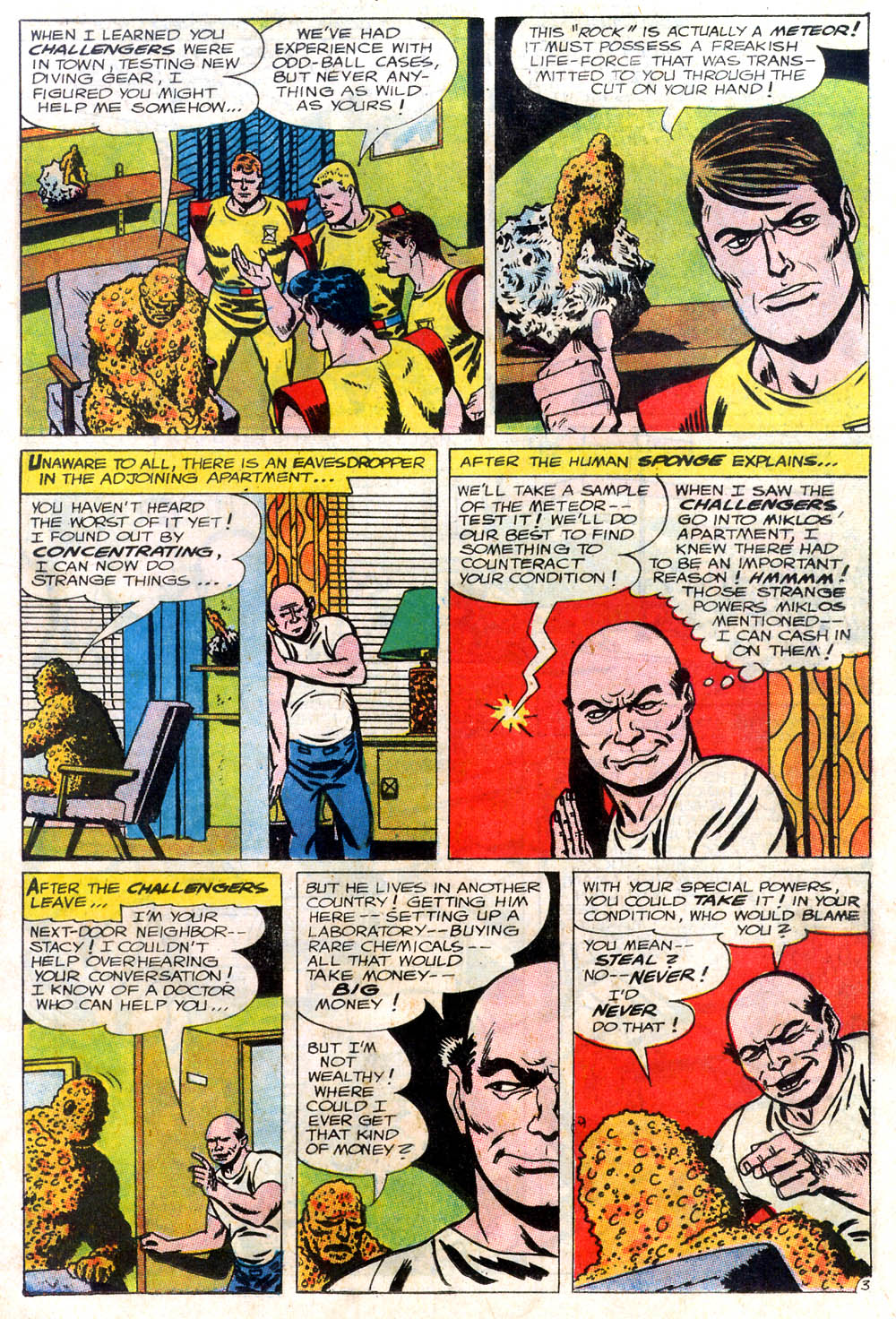 Challengers of the Unknown (1958) issue 47 - Page 4