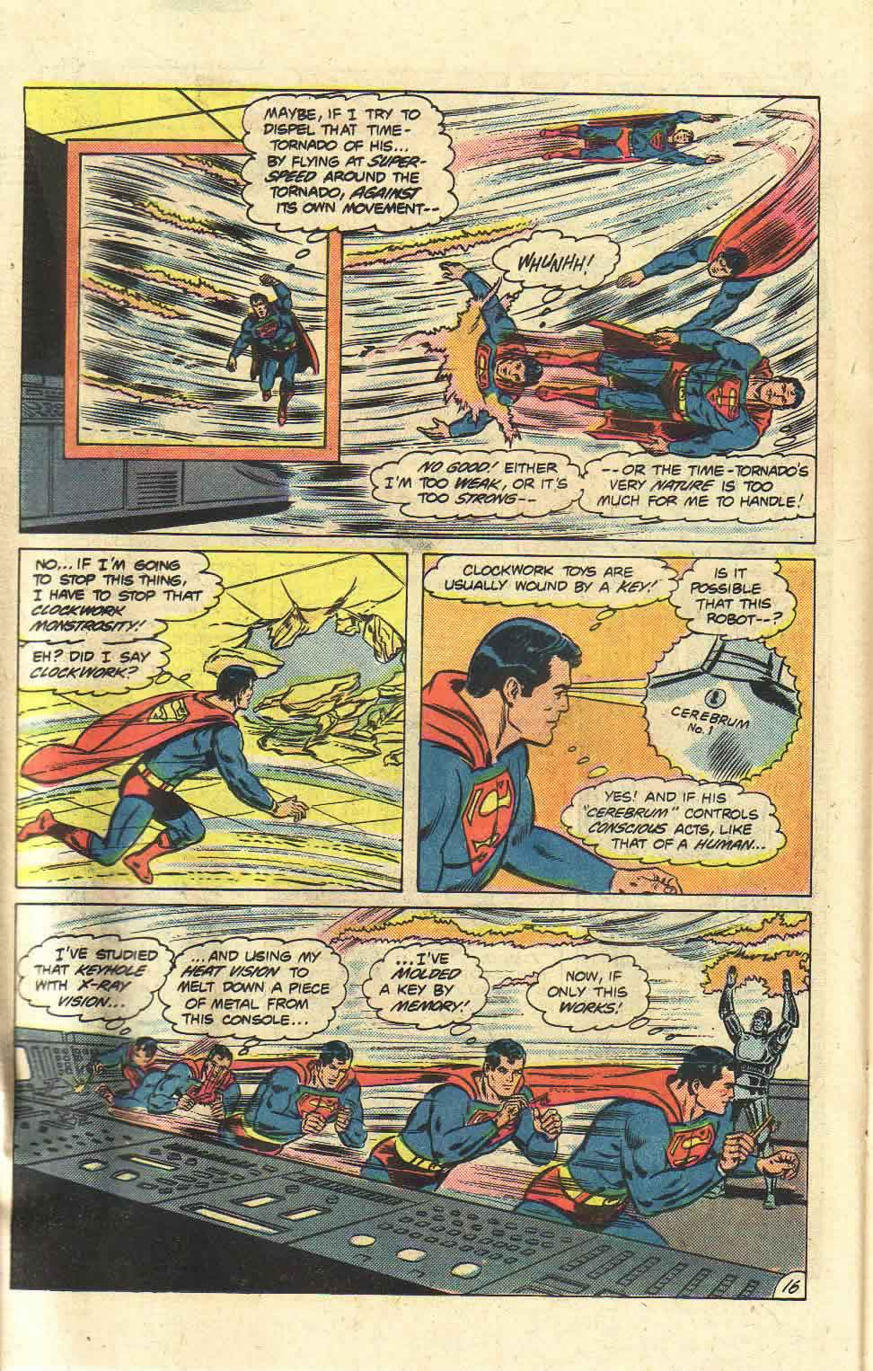 Read online Action Comics (1938) comic -  Issue #522 - 17