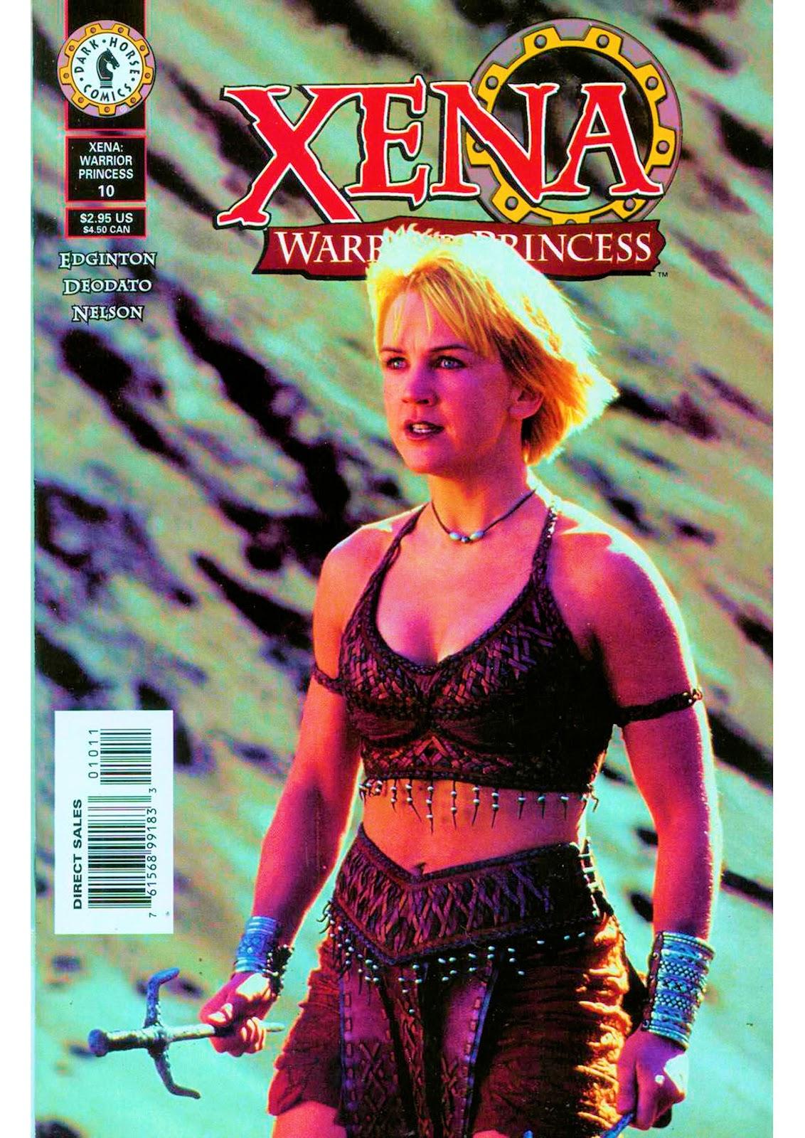 Xena: Warrior Princess (1999) Issue #10 #10 - English 3