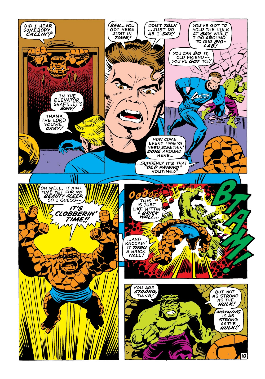 Read online Marvel Masterworks: The Incredible Hulk comic -  Issue # TPB 6 (Part 1) - 27