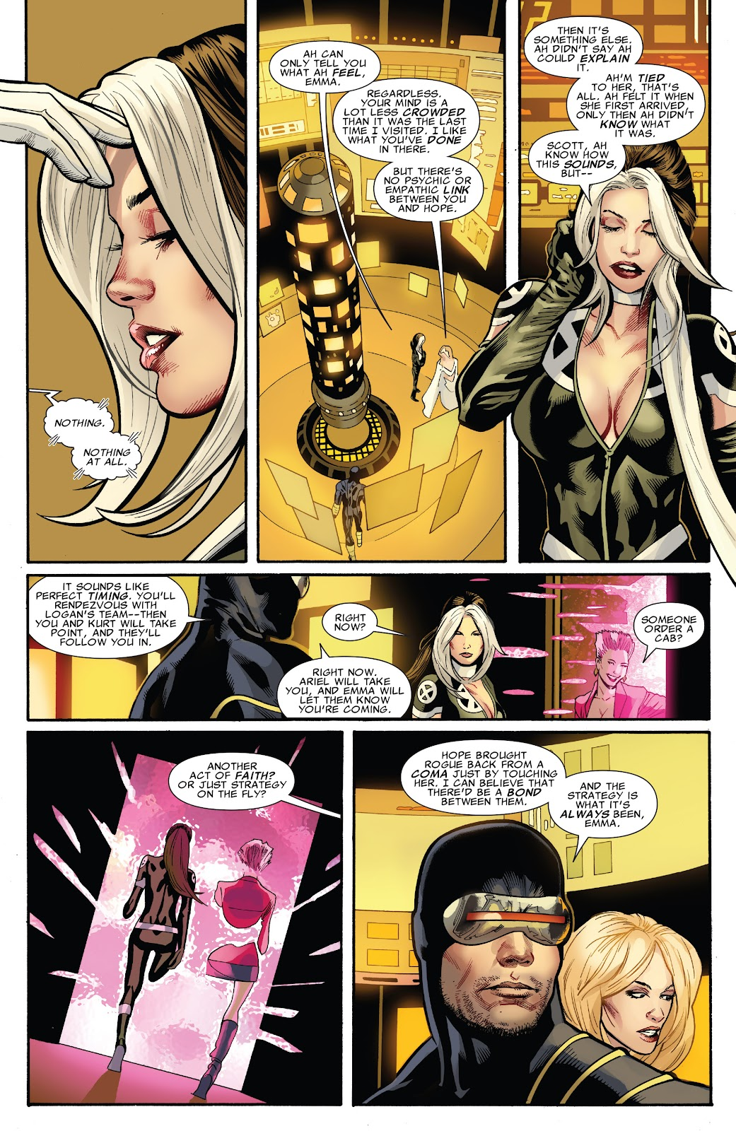 Read online X-Men: Second Coming comic -  Issue # _TPB (Part 1) - 93