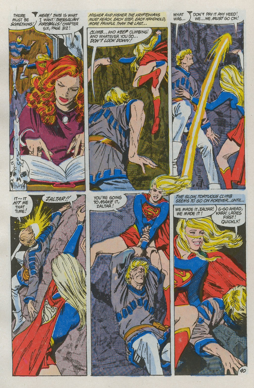 Read online Supergirl Movie Special comic -  Issue # Full - 42