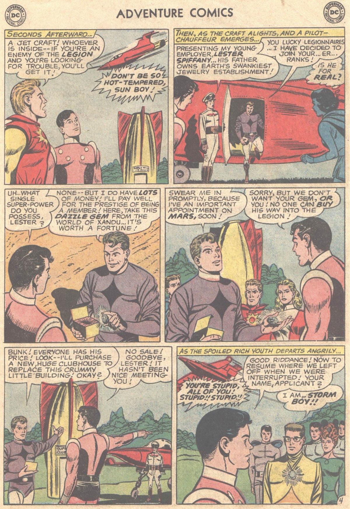 Read online Adventure Comics (1938) comic -  Issue #498 - 15