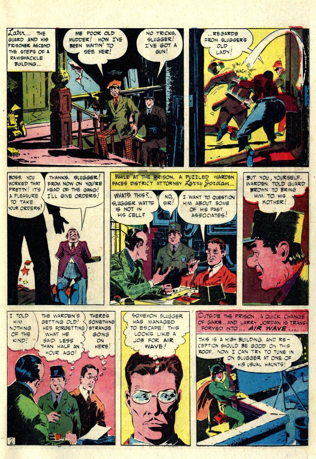 Read online Detective Comics (1937) comic -  Issue #76 - 43