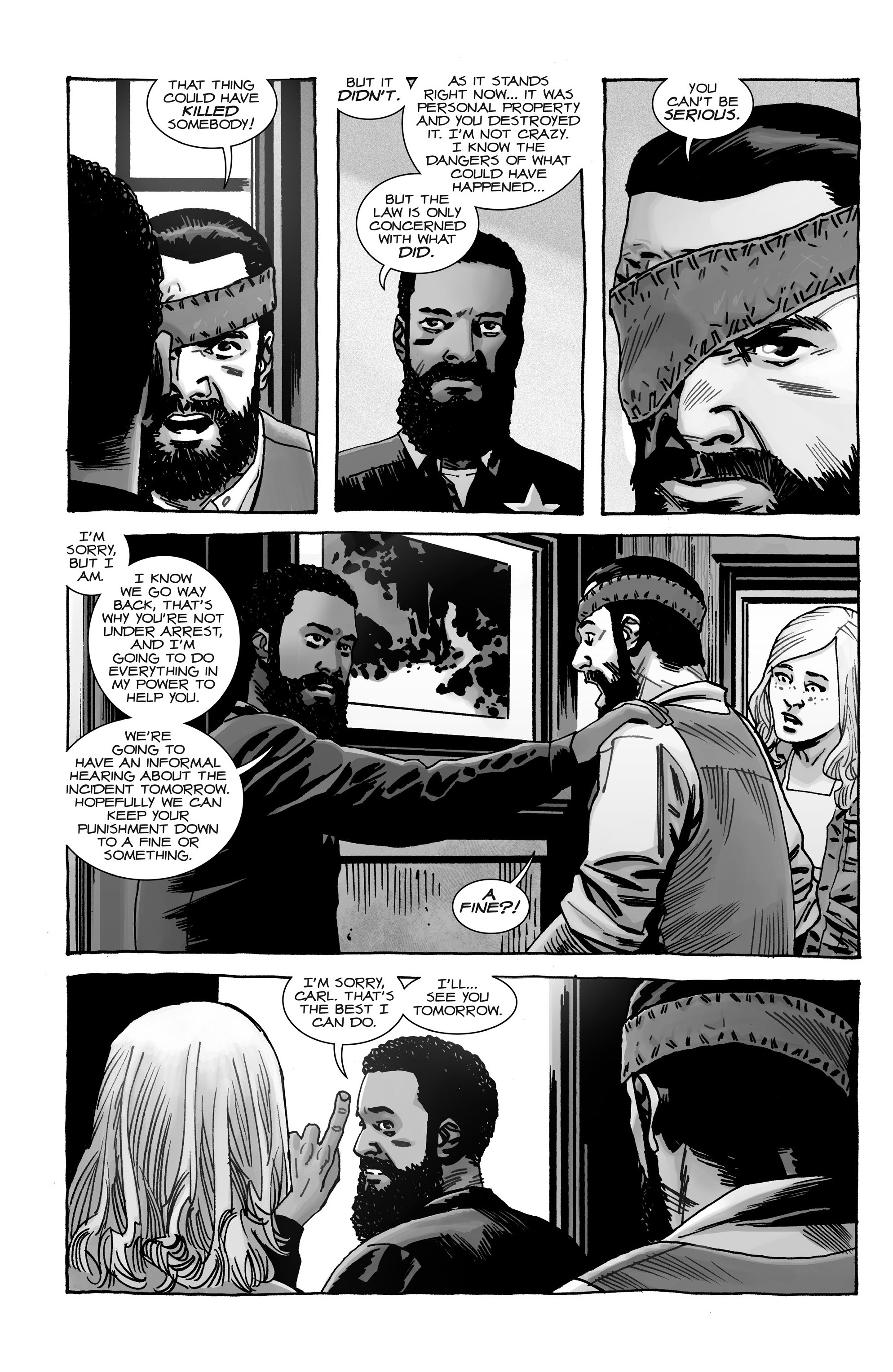 The Walking Dead 193 Page 12