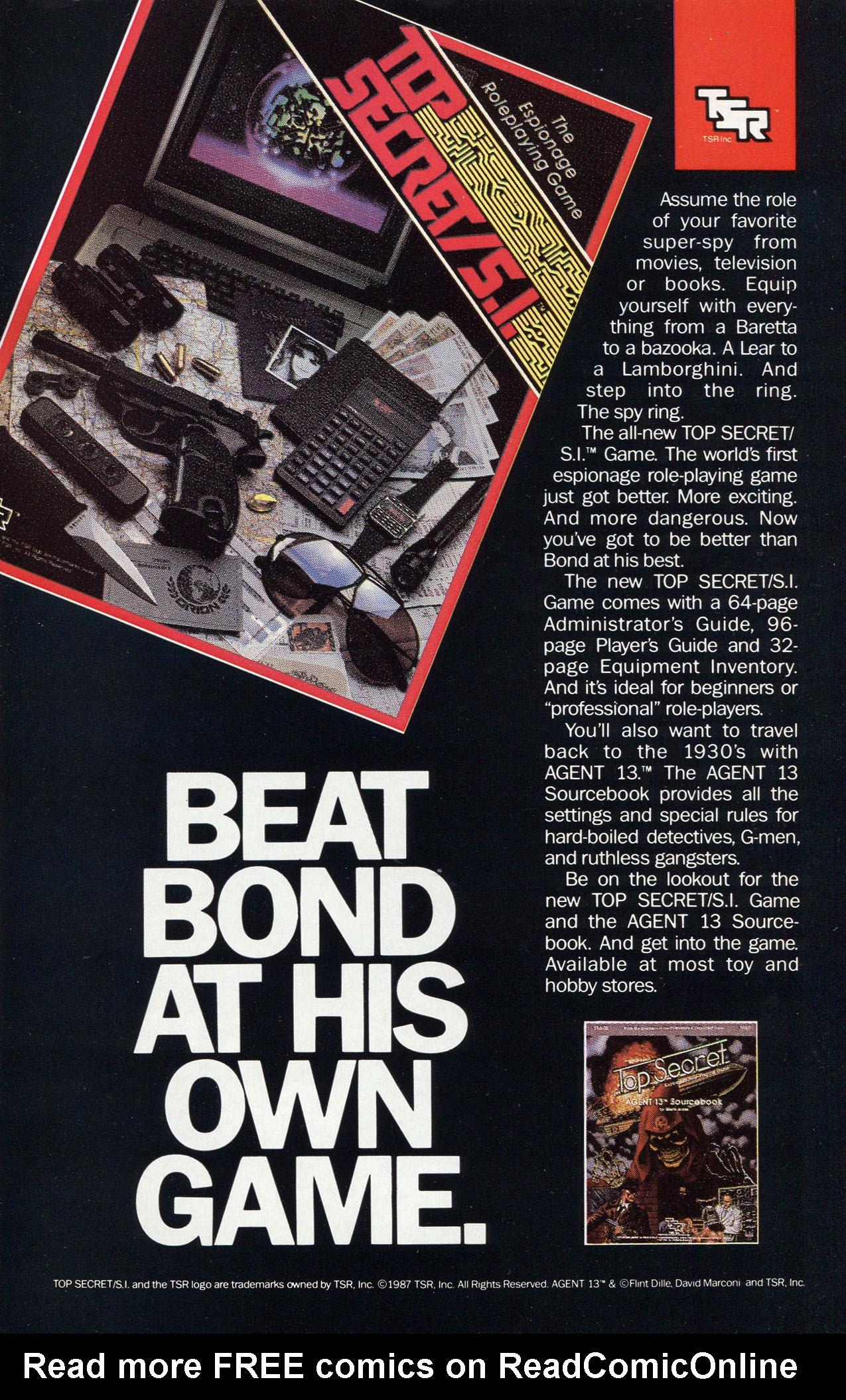 Read online Alpha Flight (1983) comic -  Issue #54 - 34