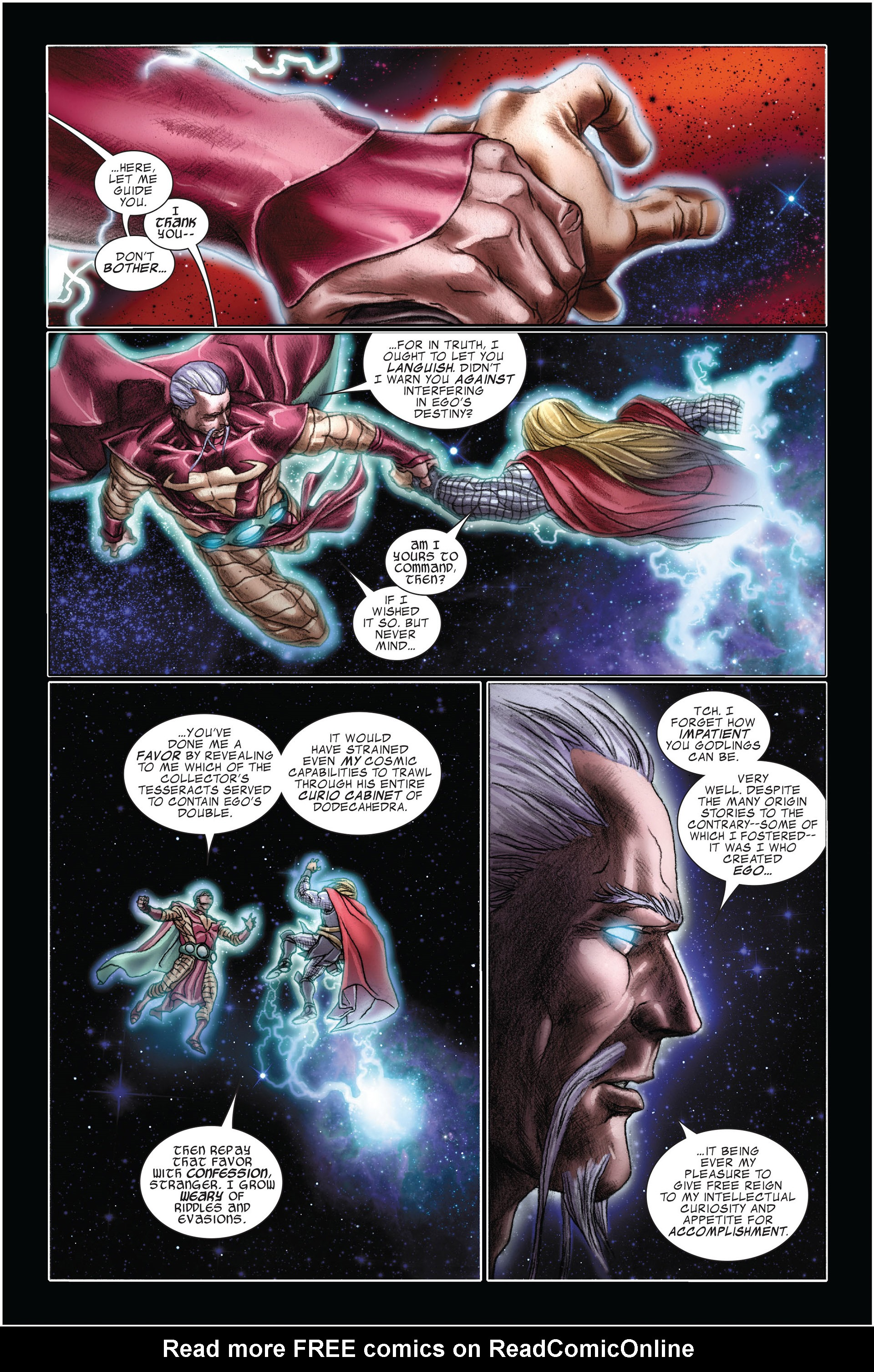 Read online Astonishing Thor comic -  Issue #3 - 11