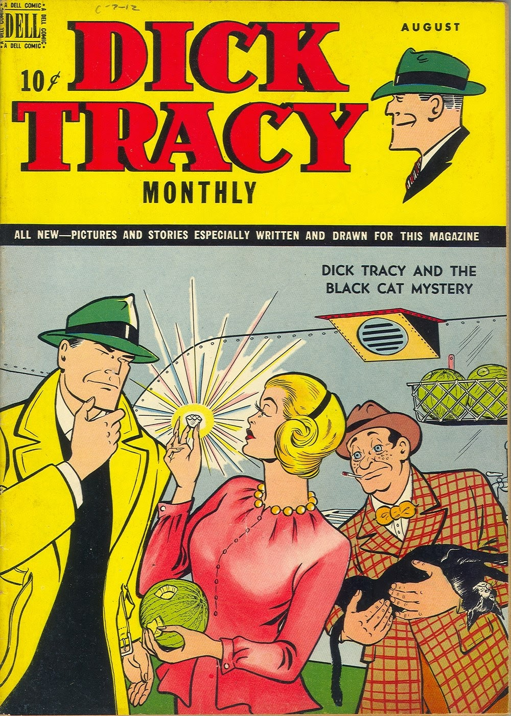Dick Tracy Monthly issue 20 - Page 1