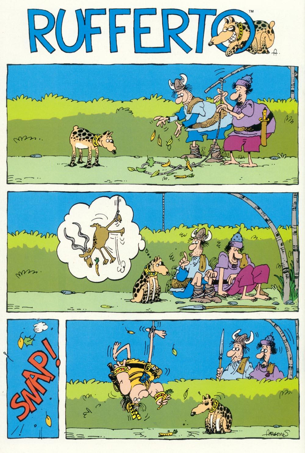 Read online Sergio Aragonés Groo the Wanderer comic -  Issue #115 - 32