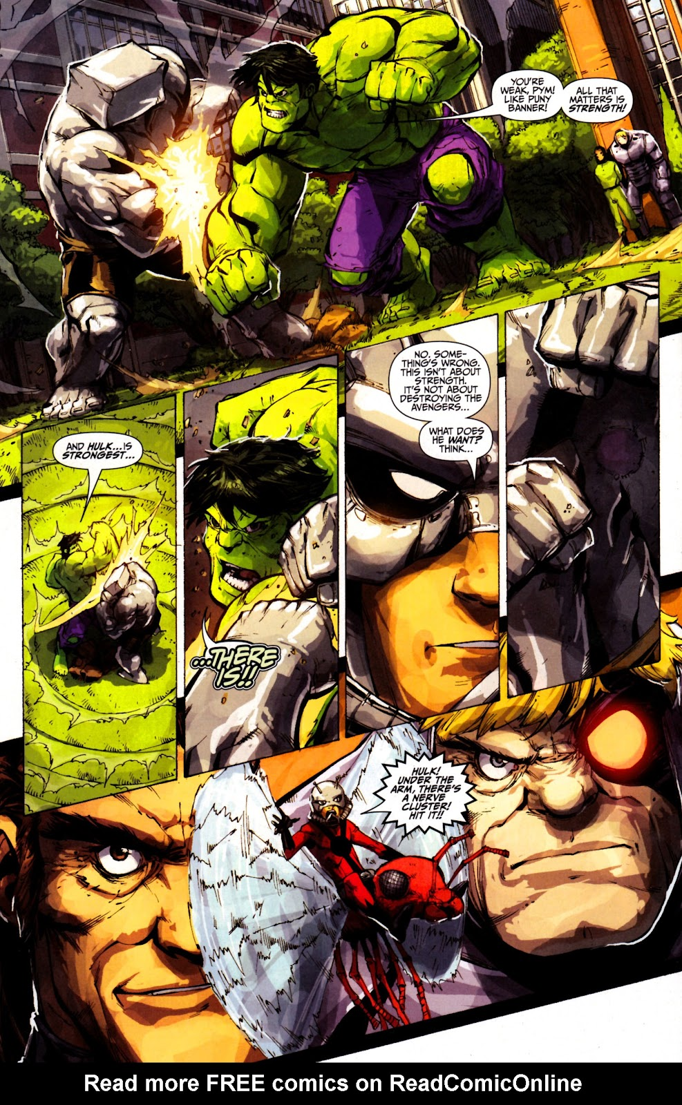Avengers: Earth's Mightiest Heroes (2011) Issue #2 #2 - English 21