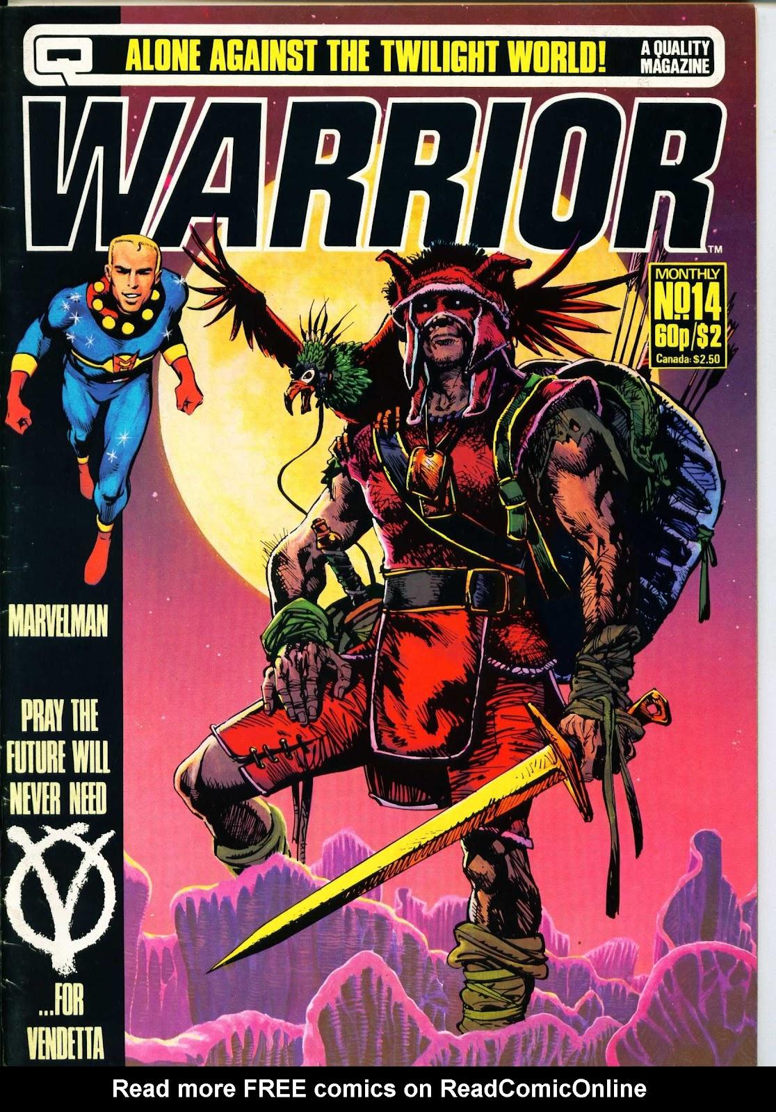 Warrior Issue #14 #15 - English 1