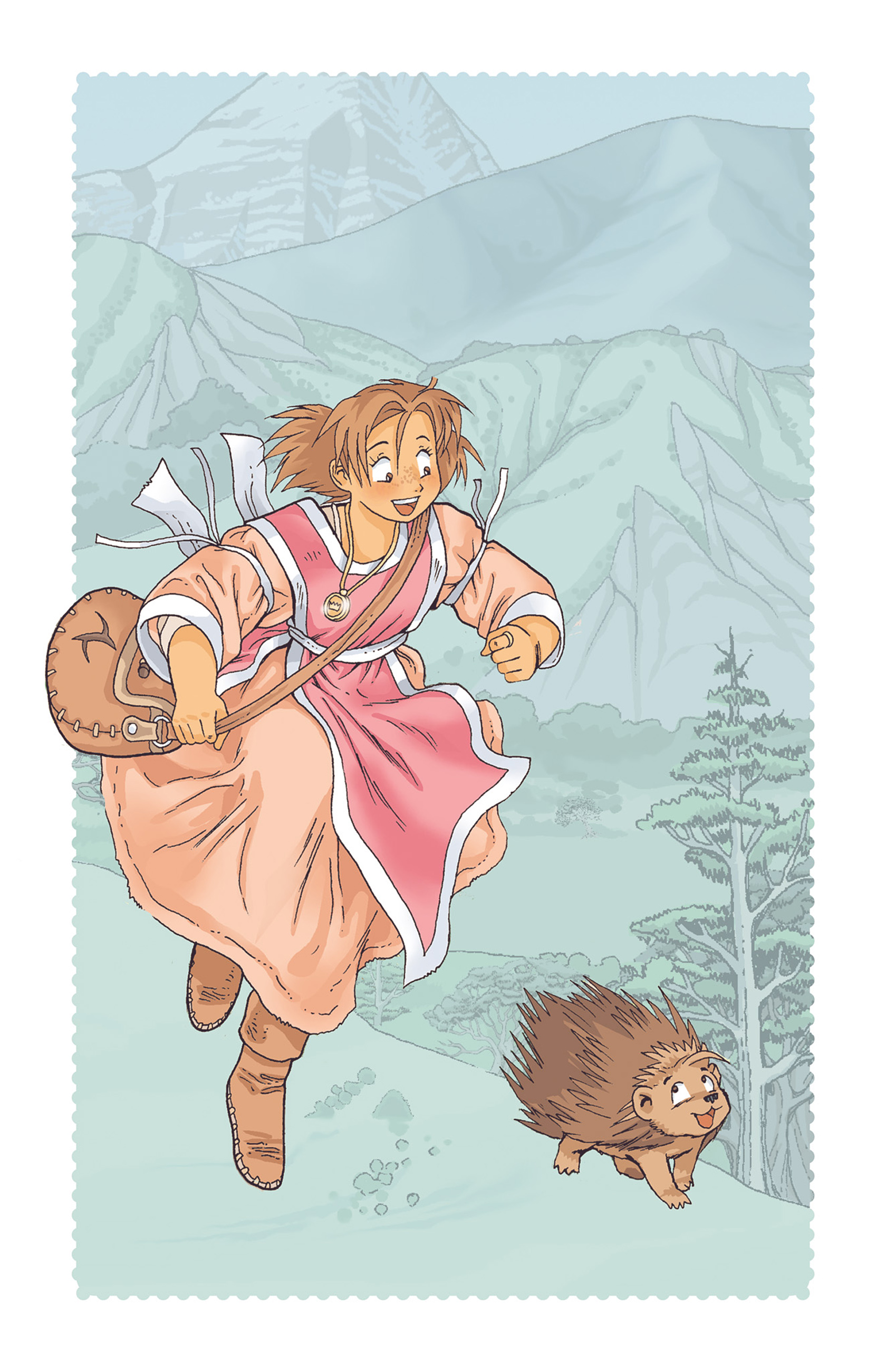 Read online Courageous Princess comic -  Issue # TPB 1 - 3