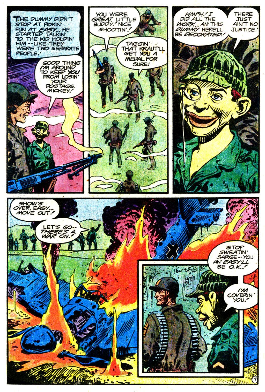 Read online Sgt. Rock comic -  Issue #349 - 7