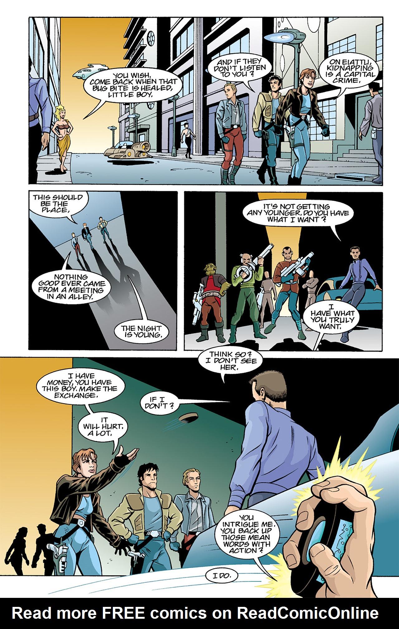 Read online Star Wars Omnibus comic -  Issue # Vol. 3 - 154