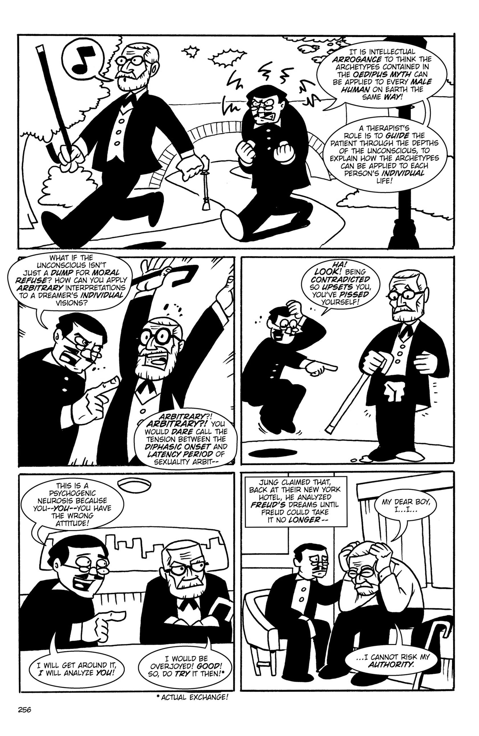 Read online Action Philosophers! comic -  Issue #Action Philosophers! TPB (Part 2) - 84