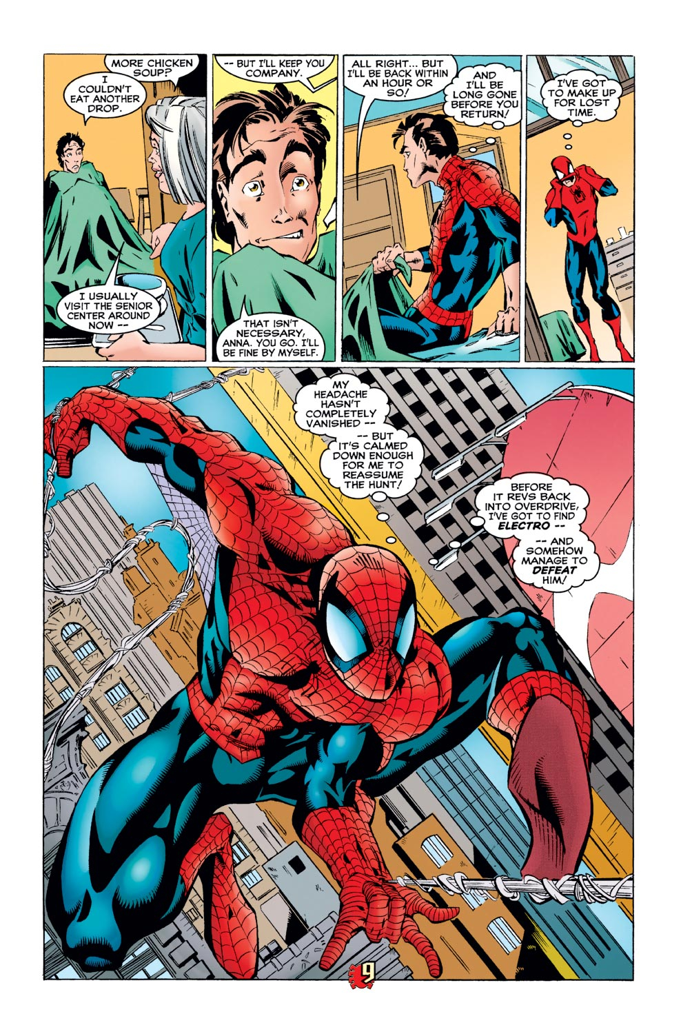 The Amazing Spider-Man (1963) 424 Page 9