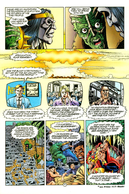 Read online UltraForce (1994) comic -  Issue #4 - 4