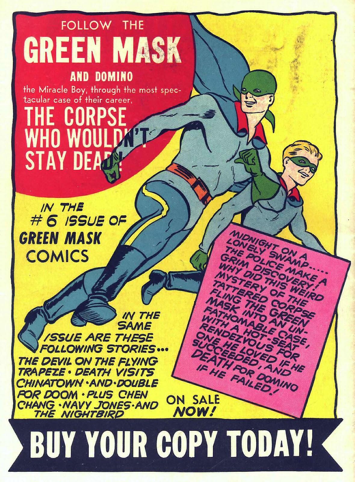 Read online Fantastic Comics comic -  Issue #22 - 67