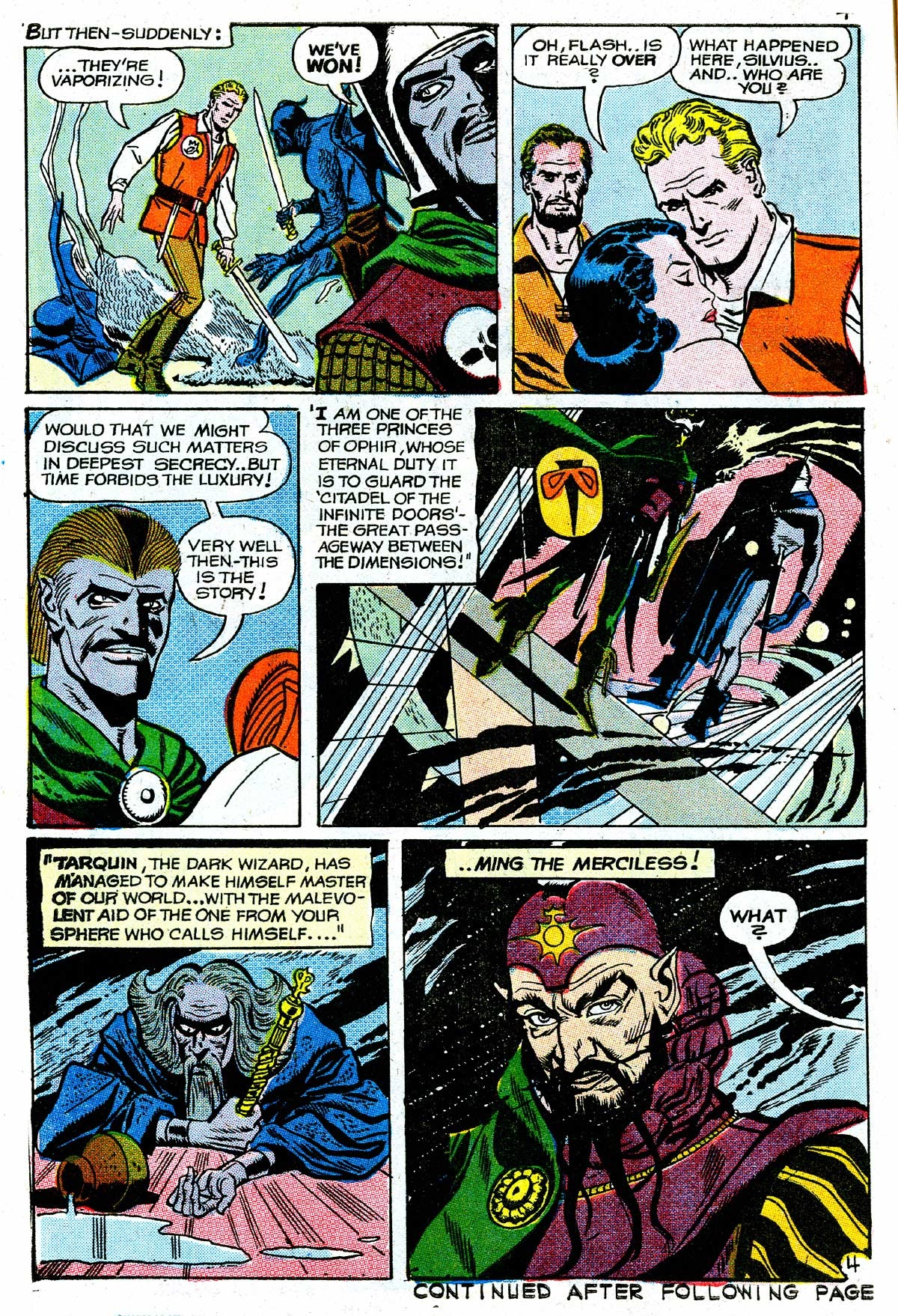 Flash Gordon (1969) issue 16 - Page 5