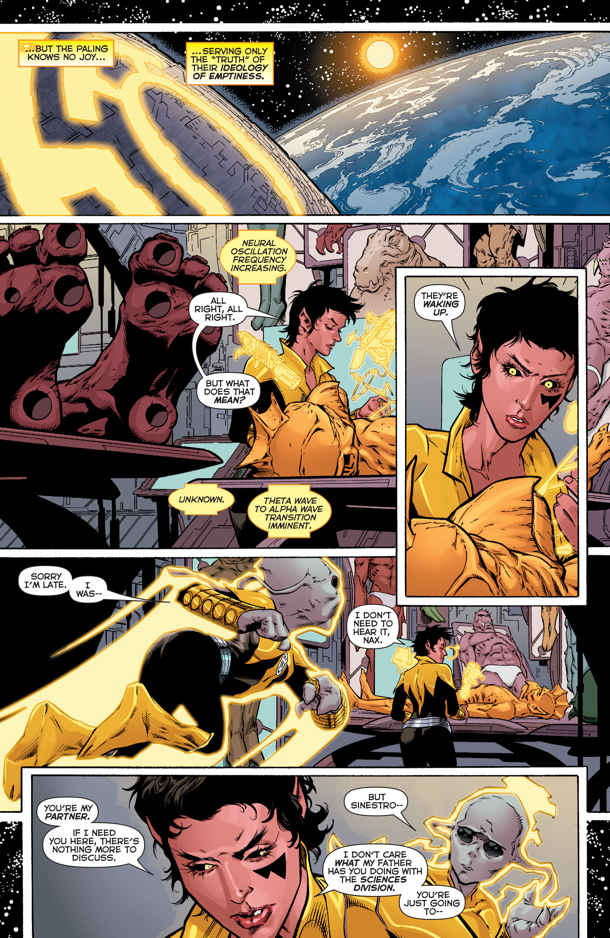 Read online Sinestro comic -  Issue #17 - 11