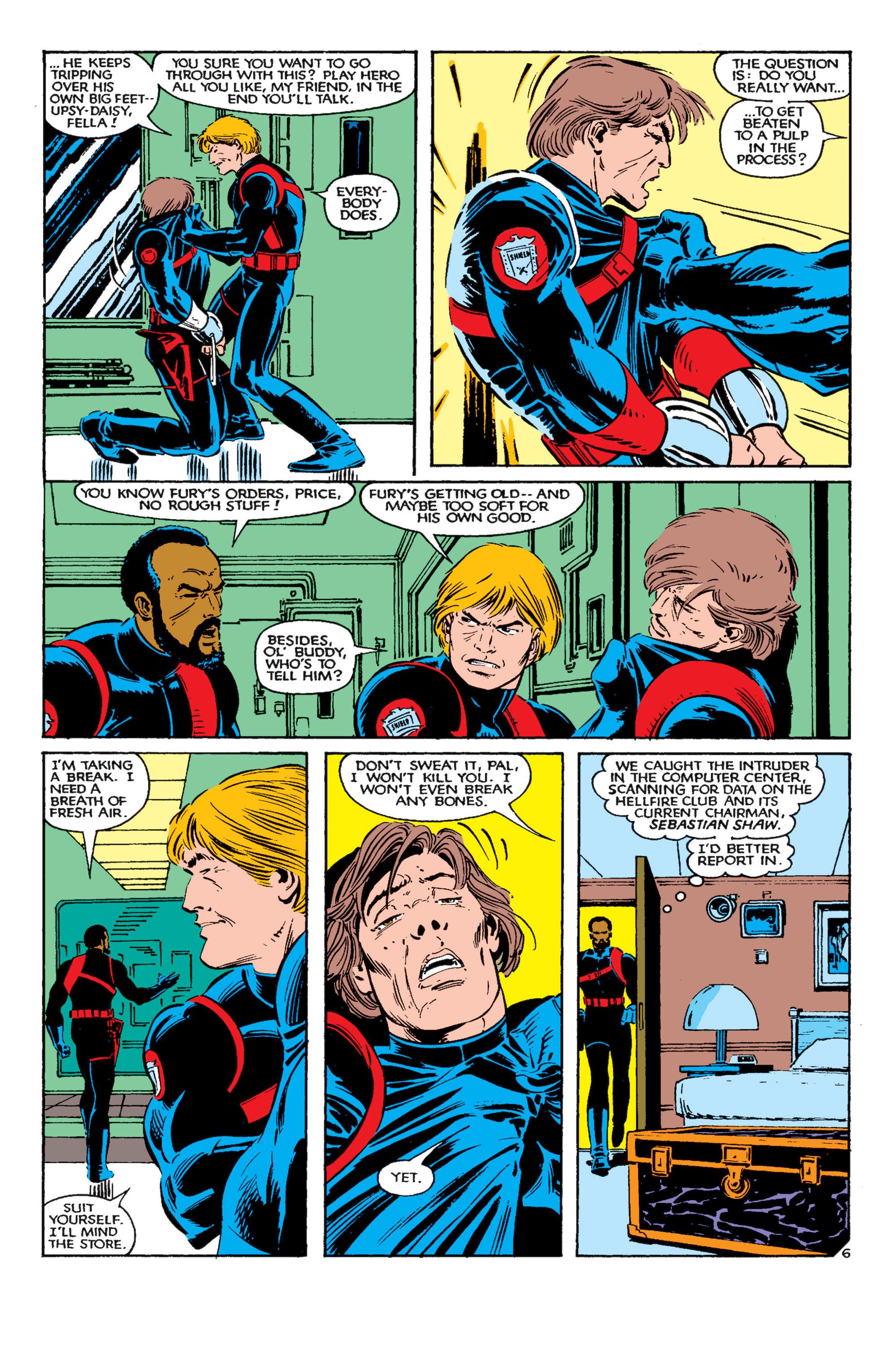 Read online Uncanny X-Men (1963) comic -  Issue #182 - 7